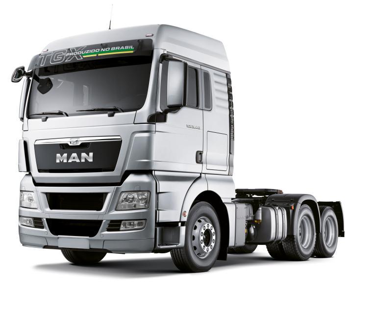 Caminhões Man